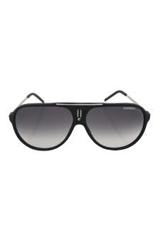 Carrera HOT/S 0YCG - Black Matte/Palladium by Carrera for Unisex - 64-11-130 mm Sunglasses
