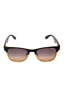 Carrera Carrera 6010/S 0UH ED Shiny Black by Carrera for Unisex - 52-21-145 mm Sunglasses