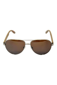 Carrera Carrera 5009/S 0TO8G Ruthenium/Brown Silver Mirror by Carrera for Unisex - 58-14-140 mm Sunglasses