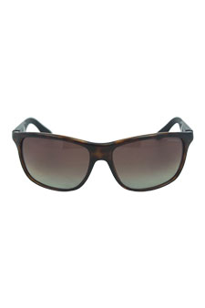 Carrera Carrera 8001 2XLLA - Havana Brown Polarized by Carrera for Unisex - 61-16-130 mm Sunglasses