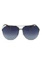 Marc Jacobs MMJ 393/S 1QUJJ - Ruthenium by Marc Jacobs for Unisex - 62-12-130 mm Sunglasses