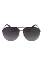 Marc Jacobs MMJ 393/S 1QTHA - Light Gold by Marc Jacobs for Unisex - 62-12-130 mm Sunglasses
