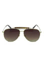 Gucci GG 2235/S J5GOH - Gold by Gucci for Unisex - 59-13-145 mm Sunglasses