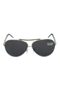 Roberto Cavalli RC849S Kaitos C91 - Black/Silver by Roberto Cavalli for Unisex - 62-10-130 mm Sunglasses