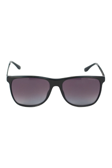 Carrera CARRERA 6011/S GVBN6 - Shiny Black by Carrera for Unisex - 57-17-145 mm Sunglasses