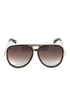 Marc Jacobs MJ 364/S AQTJS - Dark Havana by Marc Jacobs for Unisex - 59-13-135 mm Sunglasses