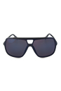 Marc Jacobs MJ 566/S KLNXT - Blue/Black by Marc Jacobs for Unisex - 61-12-140 mm Sunglasses