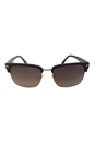 Tom Ford FT0367 River 01D - Black Polarized by Tom Ford for Unisex - 57-18-145 mm Sunglasses