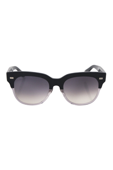 Gucci GG 3744/S X9H9C - Black Grey Crystal by Gucci for Unisex - 52-19-145 mm Sunglasses