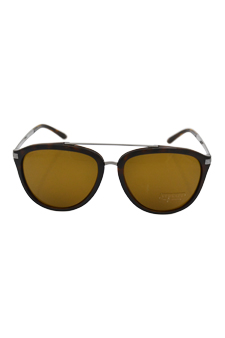 Versace VE 4299 108/73 - Havana by Versace for Unisex - 58-17-140 mm Sunglasses