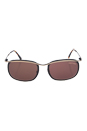 Tom Ford FT0419 50J Marcello - Dark Grey/Crystal by Tom Ford for Unisex - 53-19-140 mm Sunglasses
