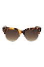 Gucci GG 3744/S 3MQCC - Spotted Havana by Gucci for Unisex - 52-19-145 mm Sunglasses