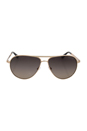 Tom Ford FT0144 Marko 28D - Rose Gold Polarized by Tom Ford for Unisex - 58-13-140 mm Sunglasses