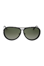 Tom Ford FT0109 Cyrille 08R - Gunmetal Polarized by Tom Ford for Unisex - 63-10-135 mm Sunglasses