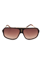 Carrera Cool/s CSV ID - Brown/Havana by Carrera for Unisex - 65-12-130 mm Sunglasses