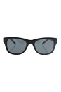 Burberry BE 4211 3001/87 - Black/Grey by Burberry for Unisex - 55-20-140 mm Sunglasses