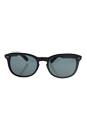 Burberry BE 4214 3554/87 - Black/Grey by Burberry for Unisex - 55-20-140 mm Sunglasses