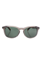 Burberry BE 4214 3552/71 - Smoke Grey by Burberry for Unisex - 55-20-140 mm Sunglasses