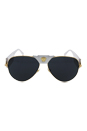 Versace VE 2150Q 1341/87 - White by Versace for Unisex - 62-14-140 mm Sunglasses