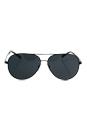 Michael Kors MK 5016 108287 Kendall I - Black/Grey by Michael Kors for Unisex - 60-12-135 mm Sunglasses