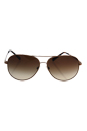 Michael Kors MK 5016 108313 Kendall I - Brown/Smoke Brown Gradient by Michael Kors for Unisex - 60-12-135 mm Sunglasses