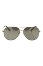 Michael Kors MK 5016 10245A Kendall I - Gold by Michael Kors for Unisex - 60-12-135 mm Sunglasses