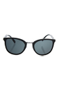 Prada SPR 22S 1AB-1A1 - Black/Grey by Prada for Unisex - 52-23-145 mm Sunglasses