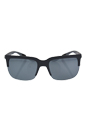 Dolce & Gabbana DG 6097 2651/6G - Grey Rubber/Grey by Dolce & Gabbana for Unisex - 58-19-145 mm Sunglasses