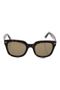 Tom Ford TF198 56J Campbell - Dark Havana/Brown by Tom Ford for Unisex - 53-22-145 mm Sunglasses