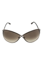 Tom Ford TF130 Miranda 36F Bronze by Tom Ford for Women - 68-10-115 mm Sunglasses