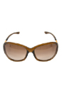 Tom Ford TF8 Jennifer 692 Honey by Tom Ford for Women - 61-16-120 mm Sunglasses