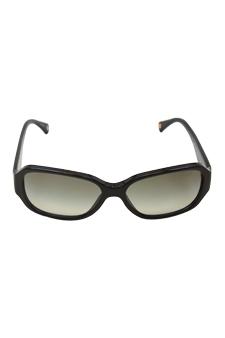 91576e6eff985 ... Sunglasses Reese HC8011B 5002 11 Black Frames Gray UPC 679420486635  product image for Reese HC8011B 500211 Black by Coach for Women - 57- ...