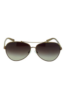 Tory Burch TY 6021Q 399/13 Brown Python by Tory Burch for Women - 62-12-130 mm Sunglasses