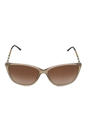 Burberry BE 4117 301213 Sand by Burberry for Women - 58-14-140 mm Sunglasses