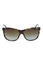 Gucci Gucci 3613/S 06FF - Brown/Beige/Havana by Gucci for Women - 57-14-135 mm Sunglasses