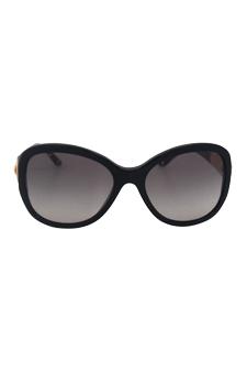 Versace VE4237-B GB1/11 Black by Versace for Women - 58-18-130 mm Sunglasses