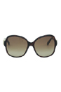 Gucci Gucci 3638/S 0XMCC Havana Ice Leather by Gucci for Women - 58-16-125 mm Sunglasses