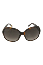 Gucci Gucci 3638/S 0XTHA Havana Chocolate by Gucci for Women - 58-16-125 mm Sunglasses
