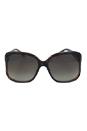 Gucci Gucci 3646/S DWJHA Havana by Gucci for Women - 60-16-125 mm Sunglasses