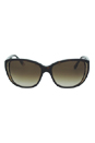 Juicy Couture Juicy 518/S 0086 Y6 Dark Havana by Juicy Couture for Women - 57-17-135 mm Sunglasses