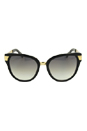 Gucci GG 3651/S ANWYR Black - Gold by Gucci for Women - 55-19-130 mm Sunglasses