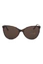 Versace VE 4260 5077/73 - Amber Havana by Versace for Women - 58-16-140 mm Sunglasses