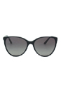 Versace VE 4260 GB1/11 - Black/Grey by Versace for Women - 58-16-140 mm Sunglasses