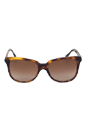 Burberry BE 4157 3316/13 - Havana Brown by Burberry for Women - 56-17-140 mm Sunglasses