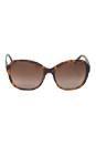 Versace VE 4258 5074/13 - Havana by Versace for Women - 58-17-135 mm Sunglasses
