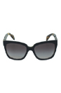 Prada PR 07P NAI0A7 - Top Black/Medium Havana by Prada for Women - 56-18-140 mm Sunglasses