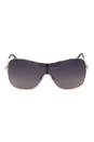 Roberto Cavalli RC793S Agena 28B - Gold/Black/Brown by Roberto Cavalli for Women - 0-0-125 mm Sunglasses
