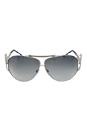 Roberto Cavalli RC850S Beid E98 - Silver by Roberto Cavalli for Women - 70-8-115 mm Sunglasses