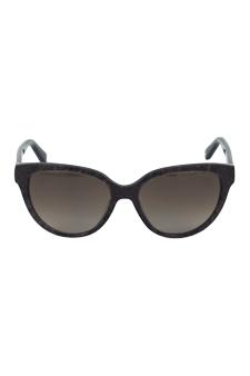 Jimmy Choo ODETTE/S 6UHHA - Black by Jimmy Choo for Women - 56-17-140 mm Sunglasses