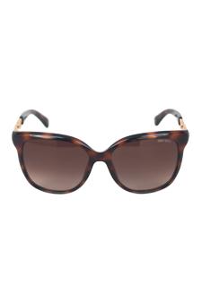Jimmy Choo BELLA/S AXXJ6 - Dark Havana by Jimmy Choo for Women - 56-16-135 mm Sunglasses